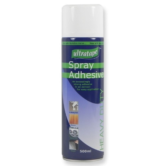 Ultratape Spray Adhesive